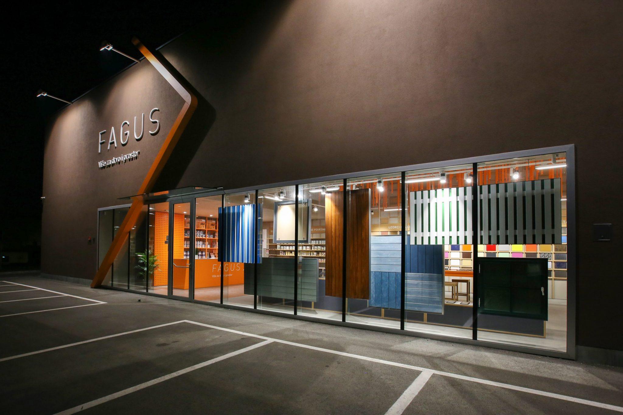 Fagusov poslovni centar u Velikoj Gorici – središte modernog pristupa dekoraciji, zaštiti, obnovi i održavanju drvenih, podnih i zidnih površina