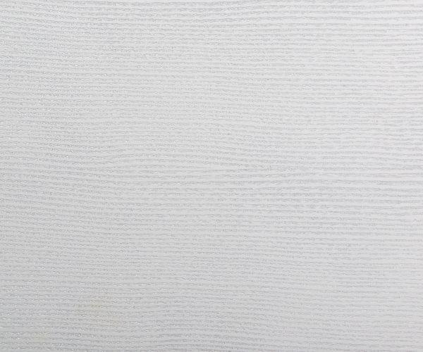 Otvorena pora akrilnim bijelim lakom sa srebrnom patinom