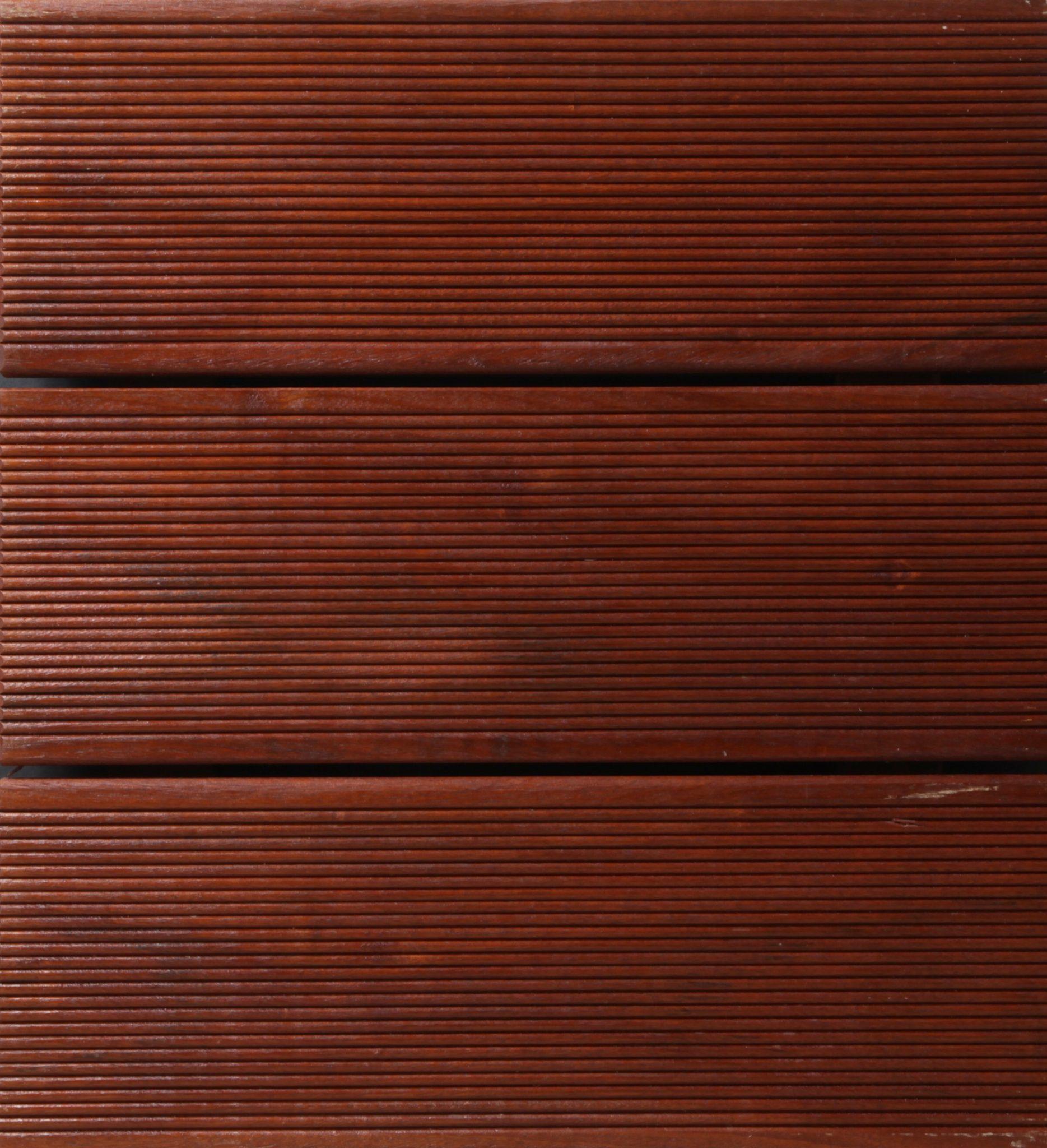 Transparentno Decking ulje na decku od ipea