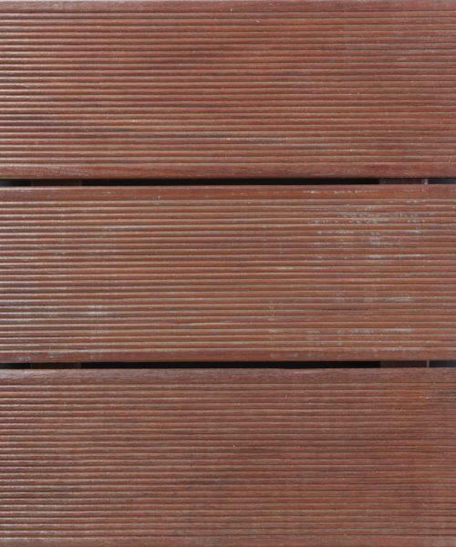 Holzwachs Lasur i Decking ulje na decku od ipea