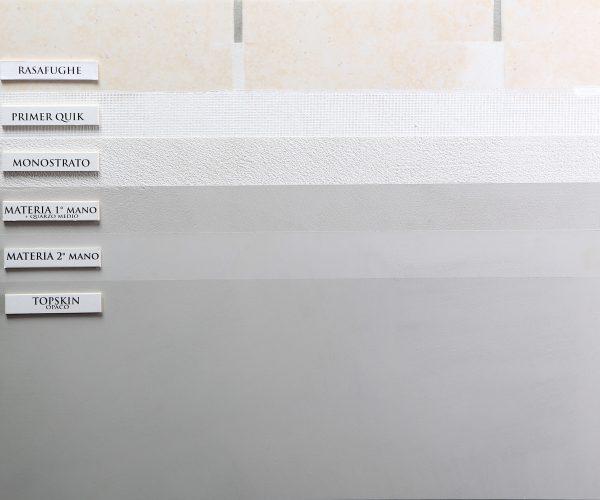 Materia Levigata MT.447.447 Topskin mat