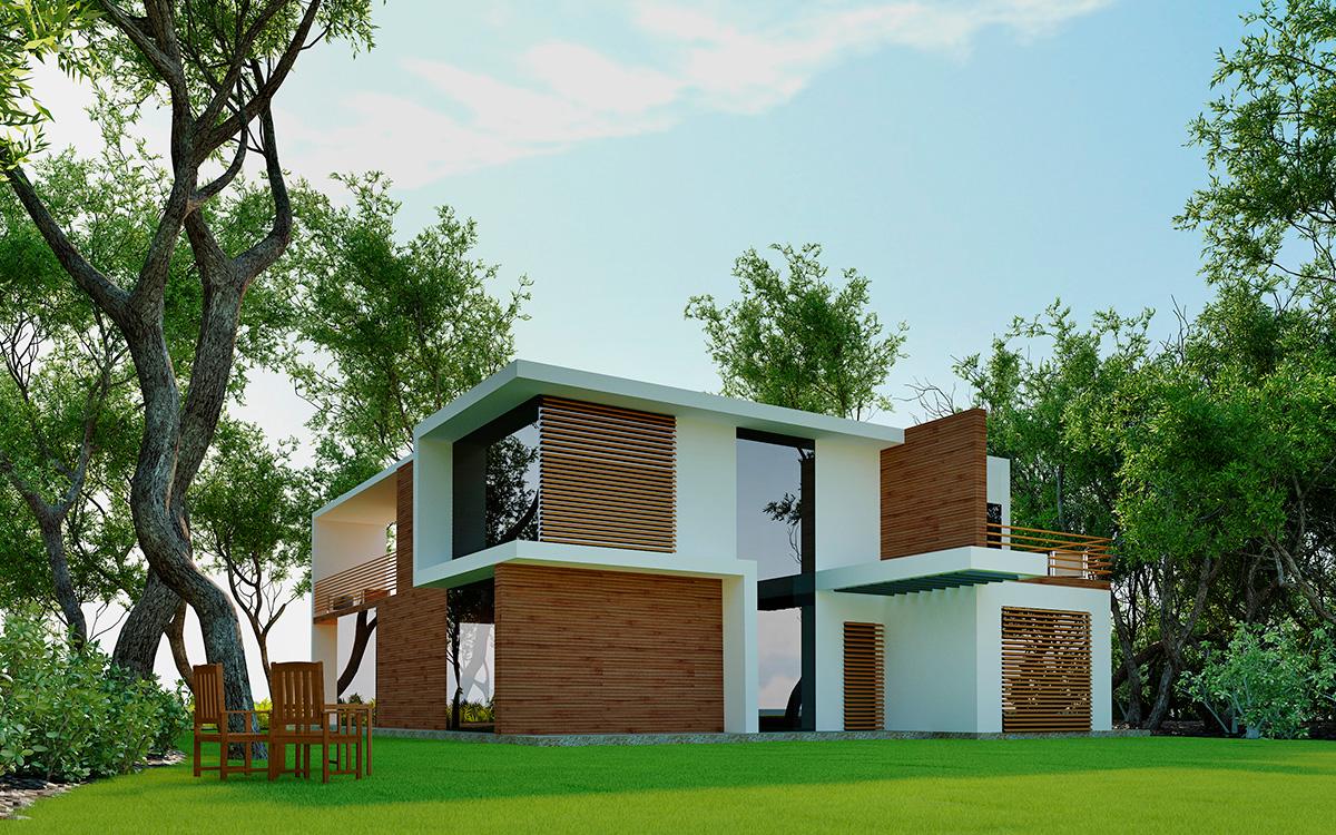 Dekoracija, zaštita, obnova i održavanje drvenih fasada!